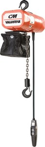 Valustar Electric Chain Hoist, 1 ton
