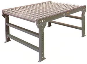 "20""W Ball Transfer Table,4""Ball Ctrs(Per Foot)"