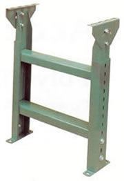 "Non-Adj Floor Support for 3-1/2"" Roller Sections"