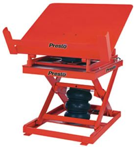 Pneumatic Scissor Lift & Tilt