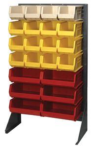 Gilmore Kramer Company Louvered Rack System