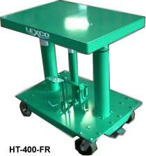 "Ft Oper Hyd Lift Table,18x24,28"" Low,44"" Raised"