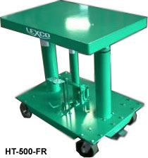 "Ft Oper Hyd Lift Table,20x30,30"" Low,48"" Raised"