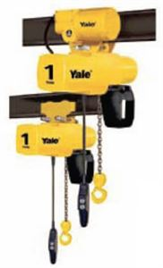 Gilmore kramer company 2 ton elec chain hoist push for 2 ton hoist with motorized trolley